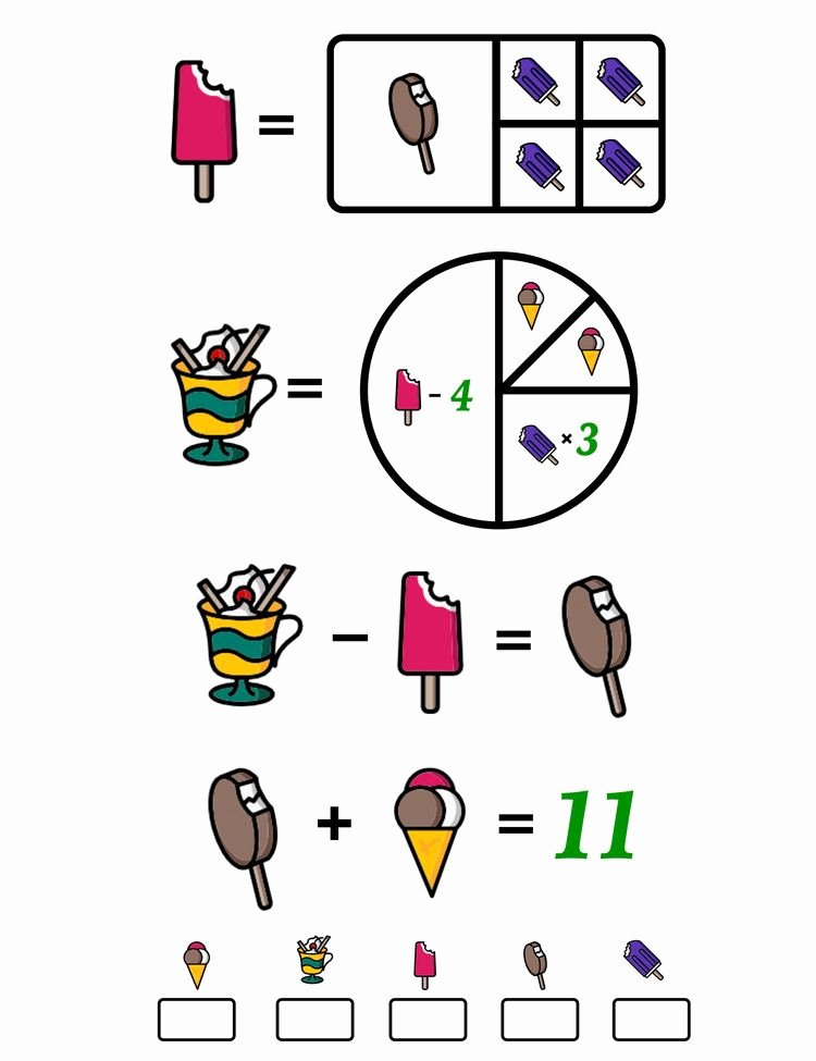Middle School Math Puzzles Printable Kids Can Your Middle Schoolers solve these Math Puzzles — Mashup