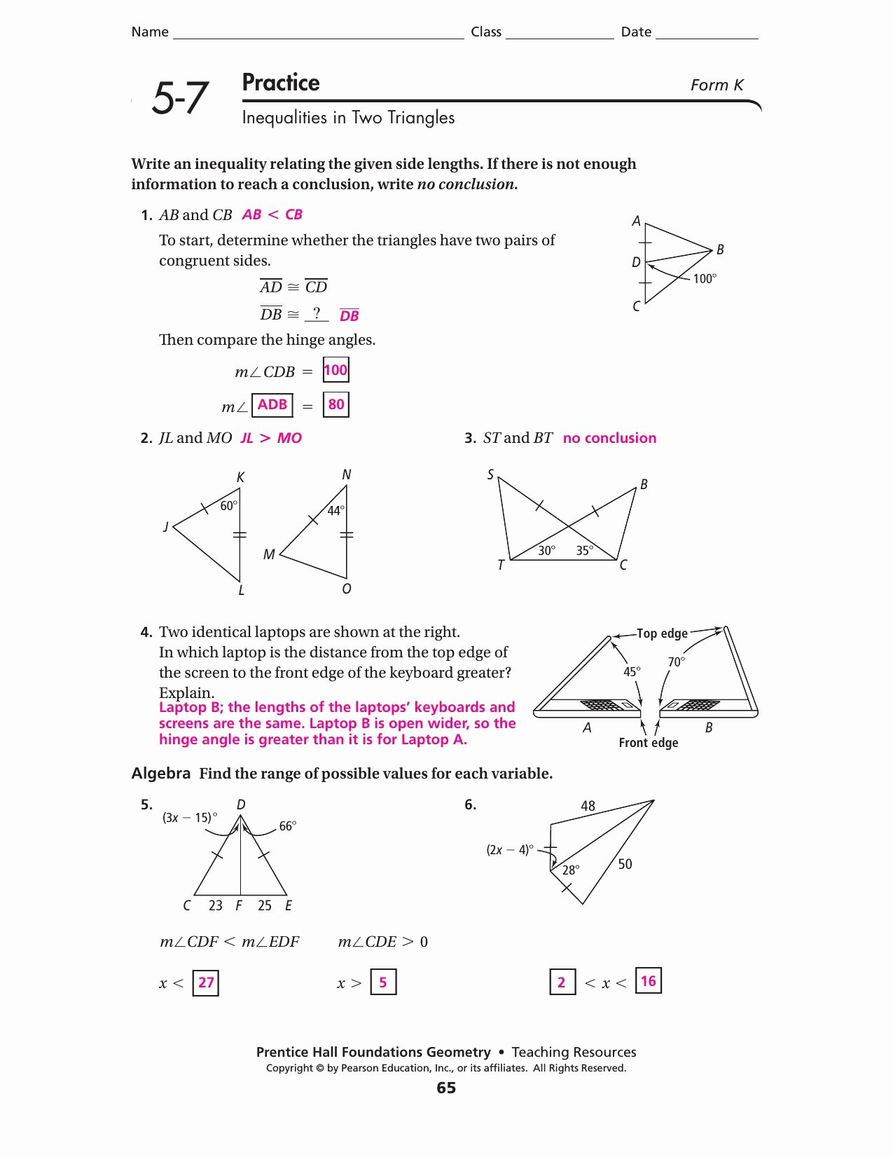 Midsegment theorem Worksheet Answer Key New Midsegment theorem Worksheet Answer Key New Worksheet