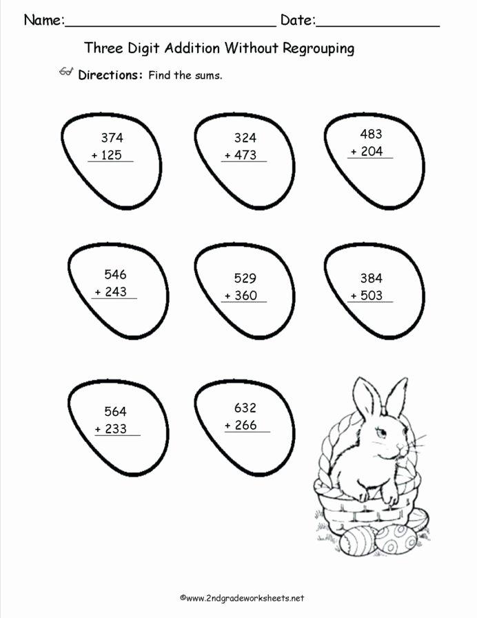 Missing Addend Worksheets 1st Grade Kids Missing Addend Worksheets for Educations 1st 3 Grade Science