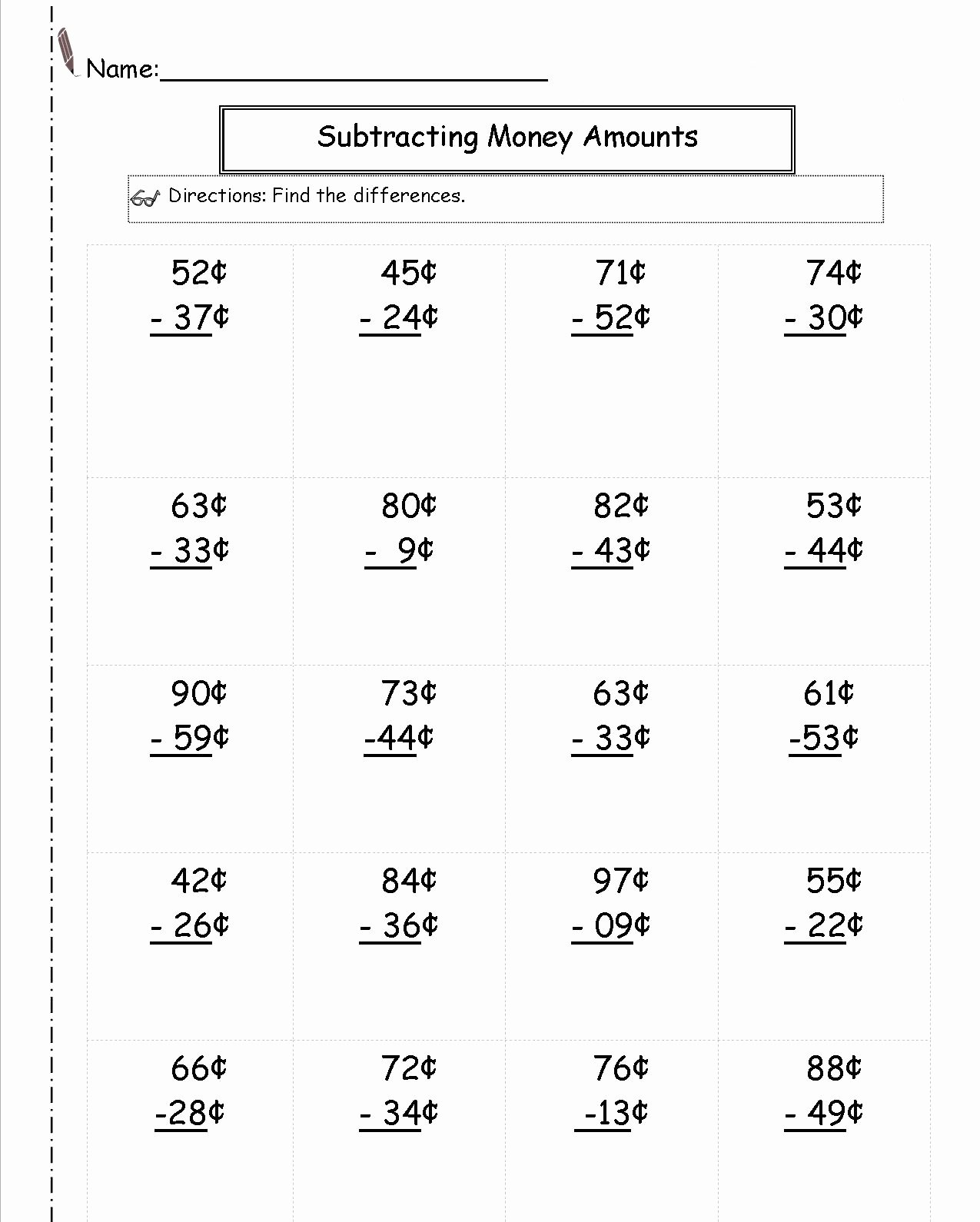 Money Worksheets for Second Grade Fresh Worksheet 2nd Grade Math Money Worksheets with Canadian