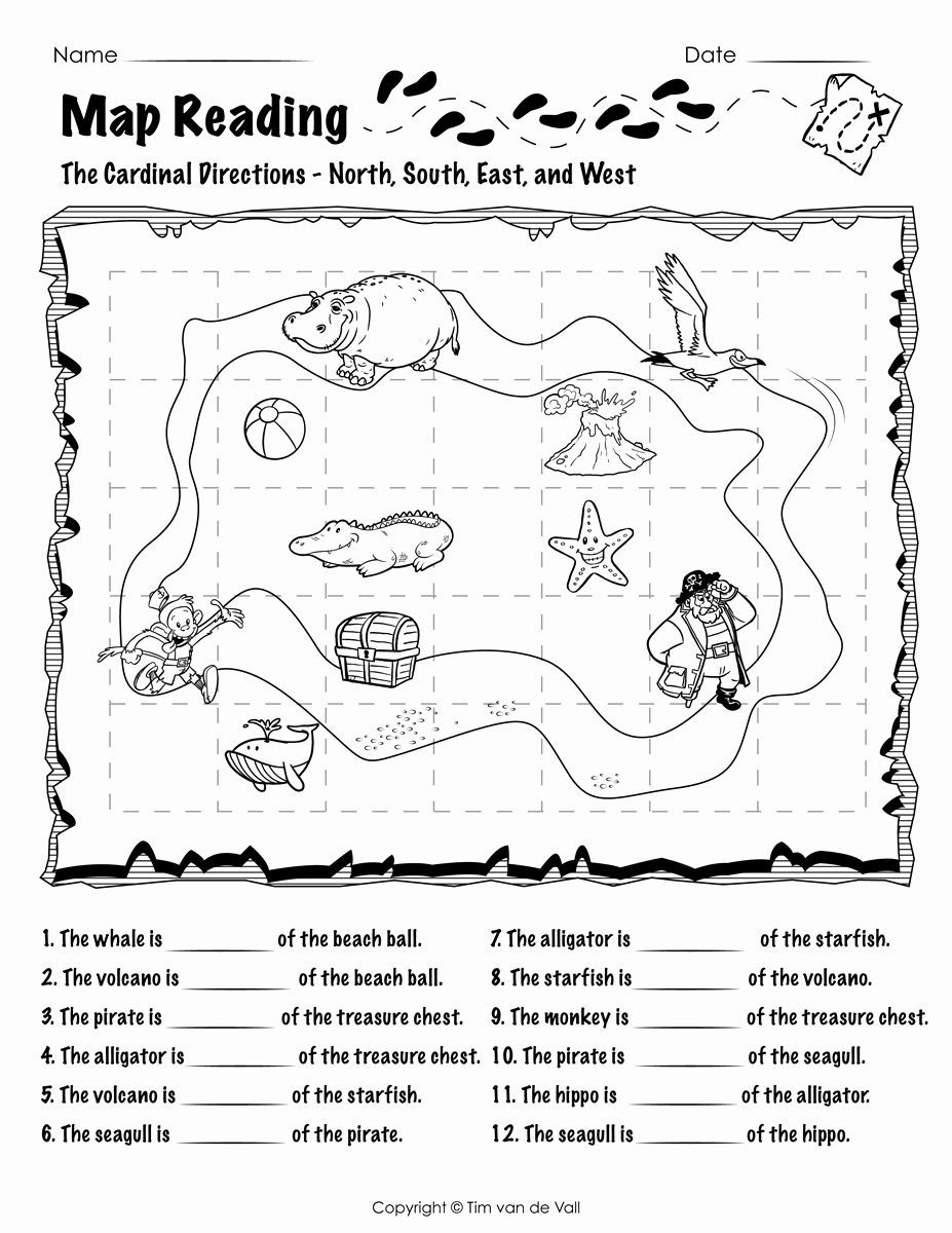 Map Worksheets for First Grade Ideas Worksheet First Gradeng Practice Picture Inspirations