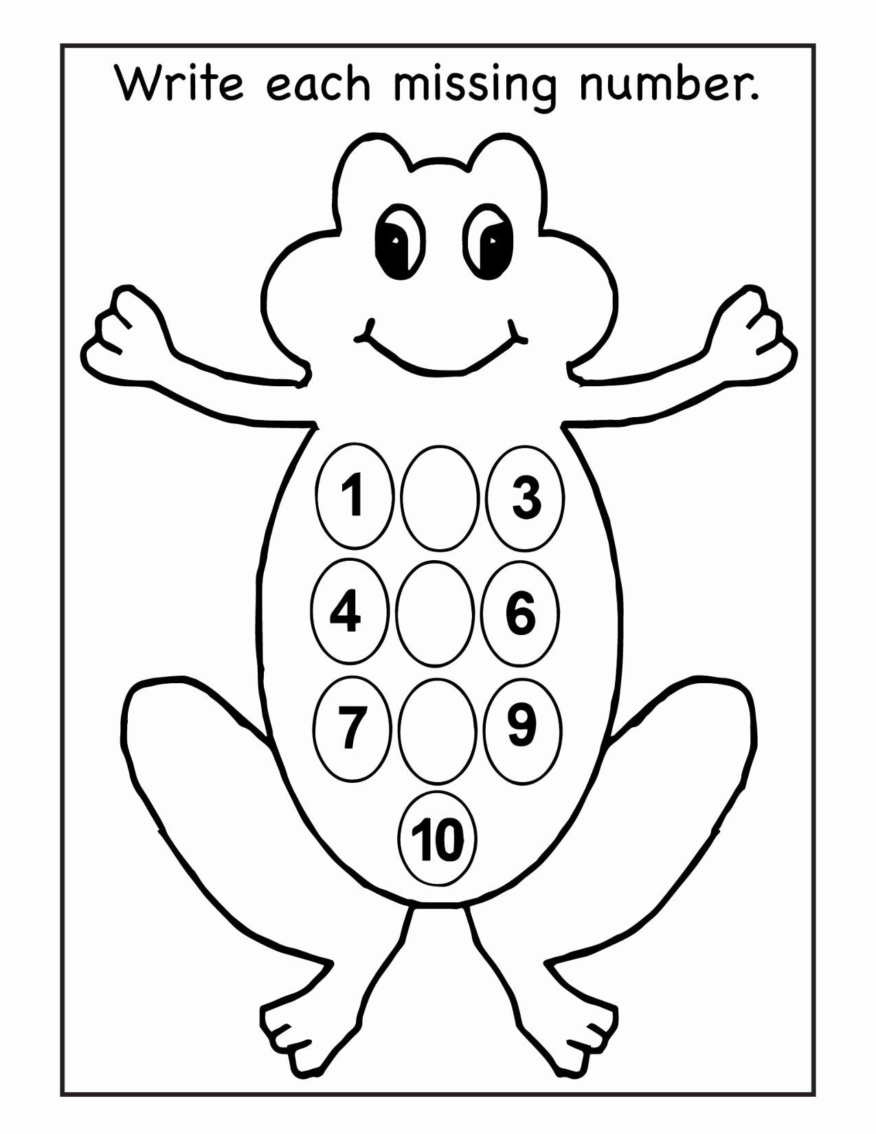 Missing Number Worksheets 1 10 top Worksheets Number Worksheet Missing Printable Worksheets