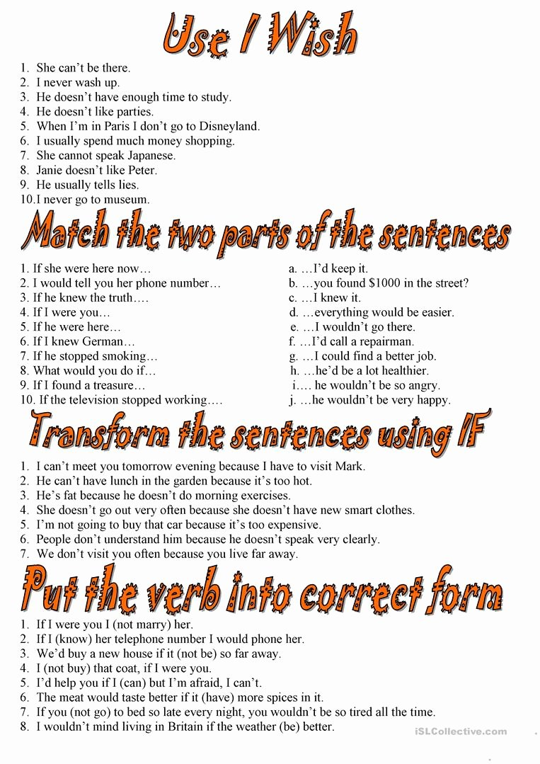 Mood Worksheets for Middle School top Subjunctive Mood English Esl Worksheets for Distance