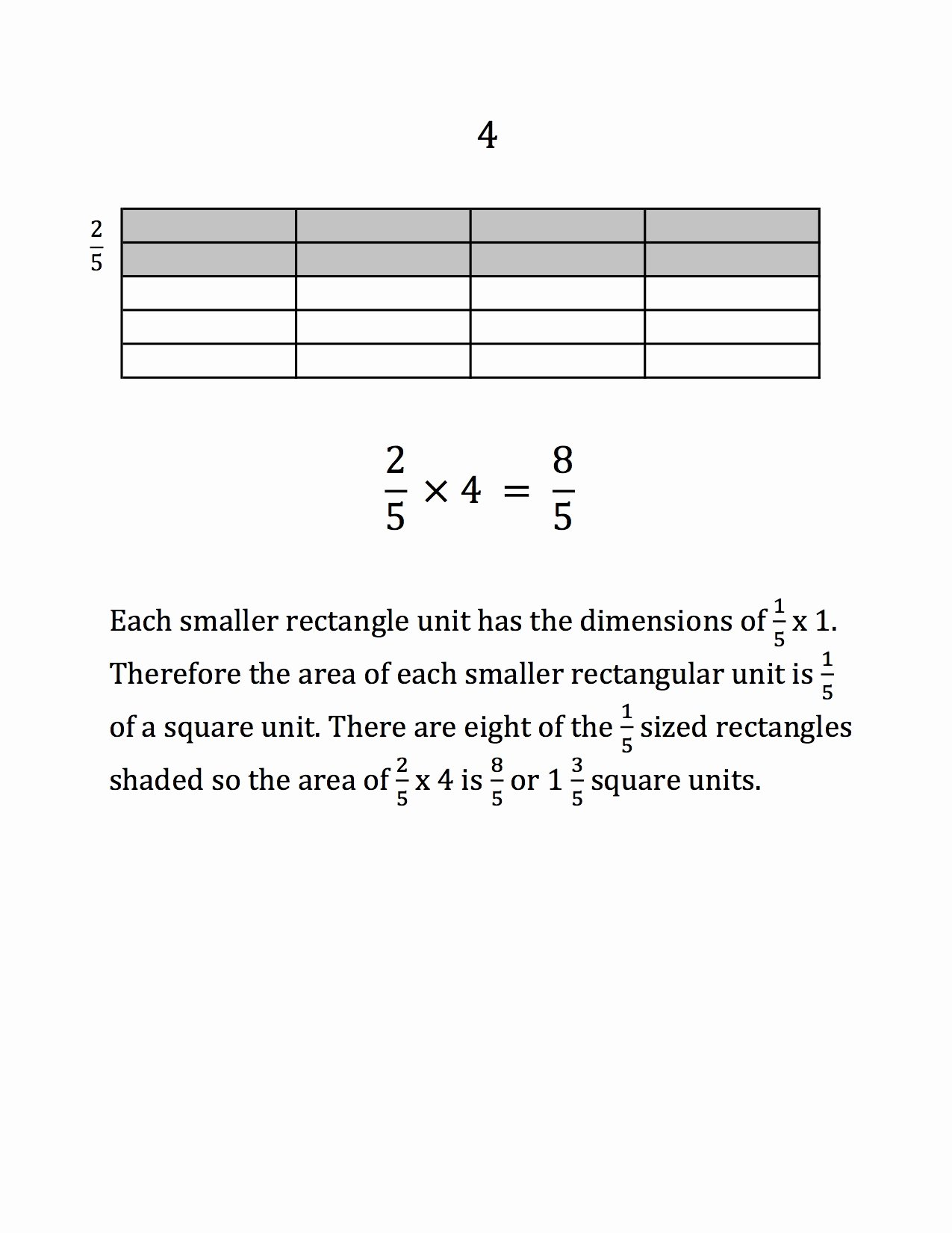 Multiplying Fractions area Model Worksheet top Copy Multiply and Divide Fractions Visual Models