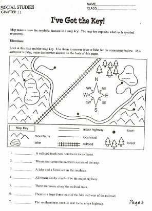 Ocean Worksheets for 2nd Grade Fresh Free Printable Map Worksheets 2nd Grade