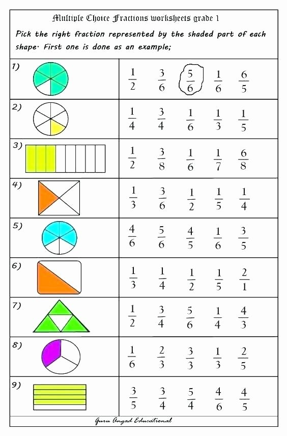 Ordering Fractions Worksheet 4th Grade top ordering Fractions Worksheet 4th Grade 5 Free Fraction