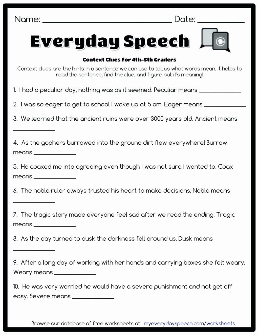 Paragraph Editing Worksheets 4th Grade Free Worksheet Free Mathorksheets to Print Out Graderiting