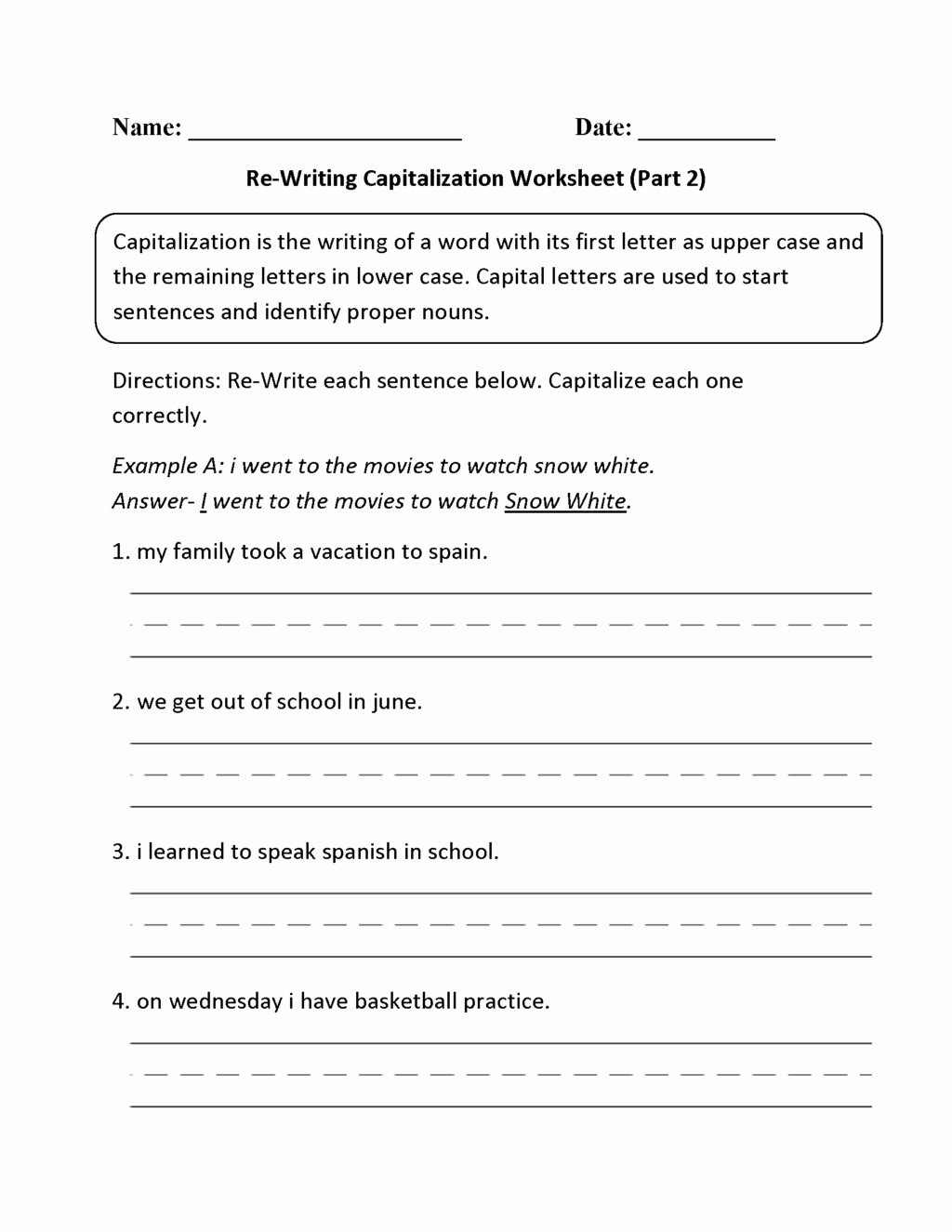 Paragraph Editing Worksheets 4th Grade Lovely Worksheet Outstanding Gradeng Worksheets 4th for Free