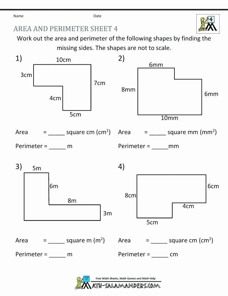 Perimeter Worksheets for 3rd Grade Ideas Perimeter Worksheets for 3rd Grade 3rd Grade Perimeter and