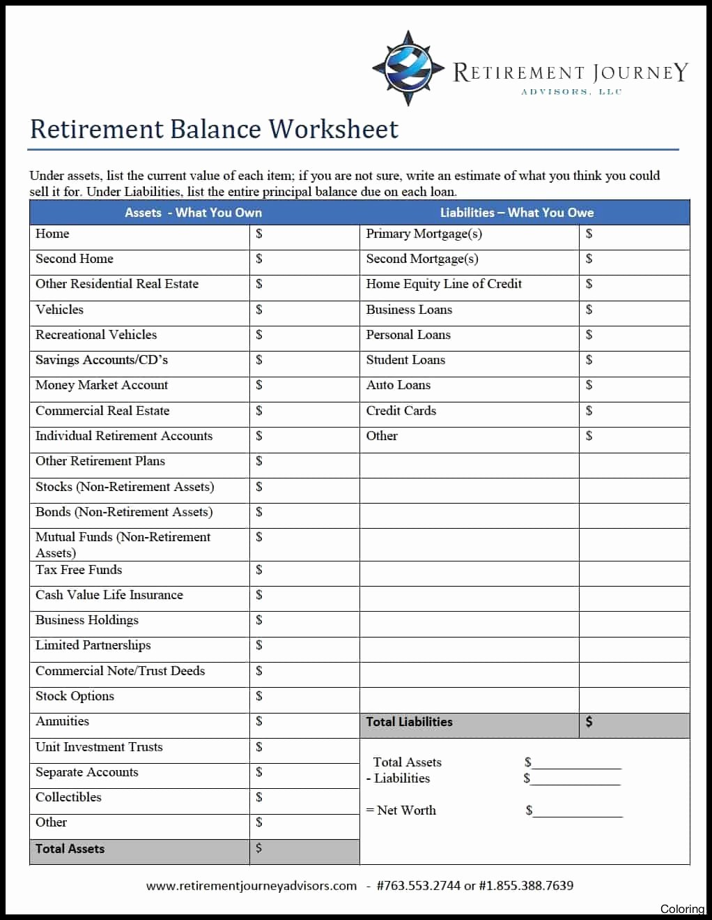 Personal Finance High School Worksheets Inspirational Estate Planning Inventory Heet Personal Finance Free