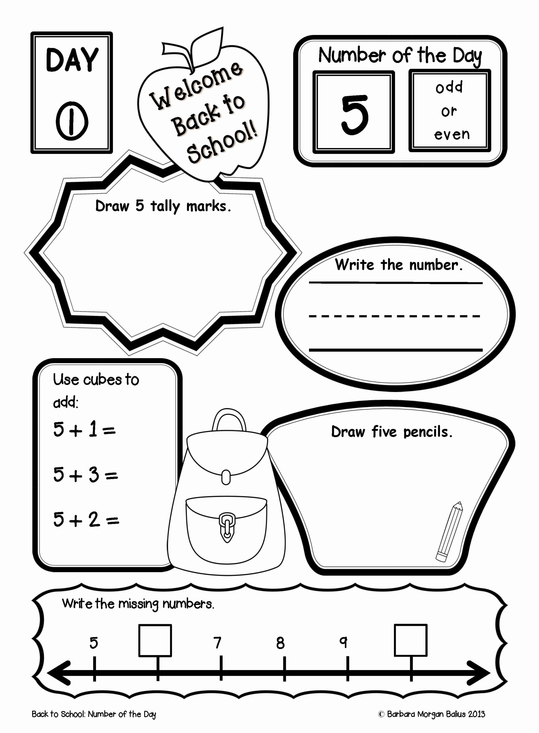 Place Value Worksheet First Grade top Worksheets Morning Work Place Value Worksheets First Grade