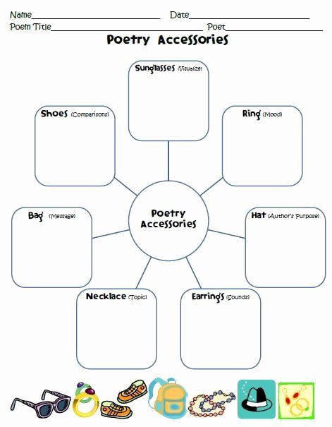 Poetry Analysis Worksheet Middle School Free Quotes About Analyzing Quotesgram