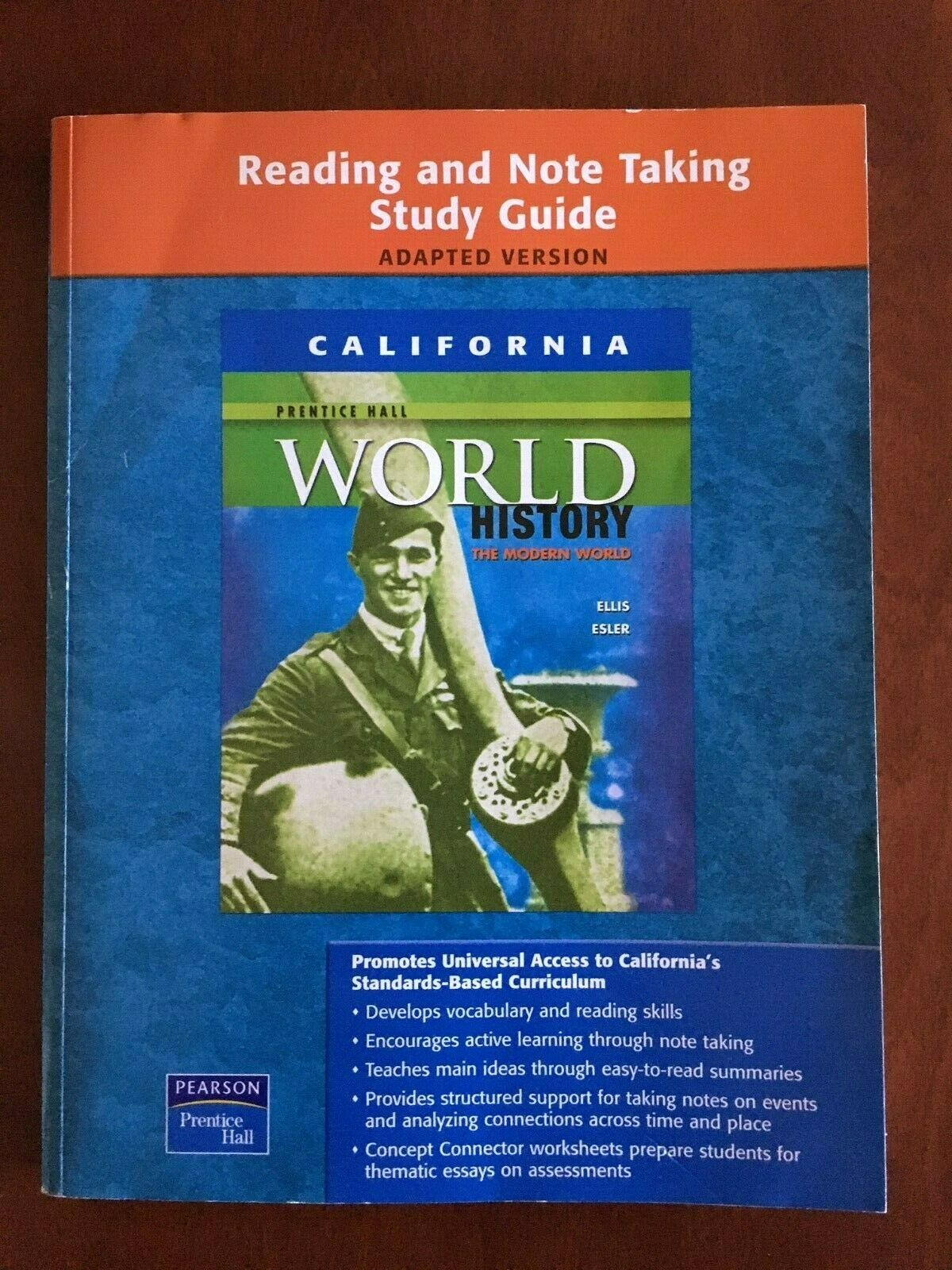 Prentice Hall World History Worksheets Printable Prentice Hall World History Study Guide Like New No Marked Pages