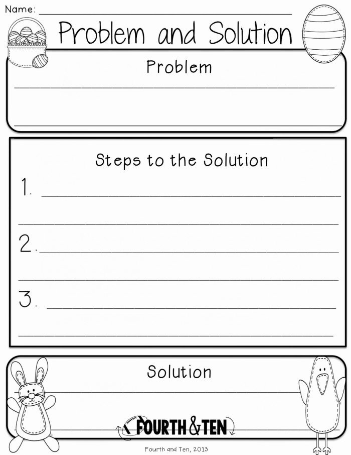 easter graphic organizers 9