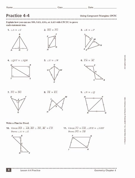 Proving Triangles Congruent Worksheet Answers Ideas 35 Congruent Triangles Worksheet Answers Worksheet Project