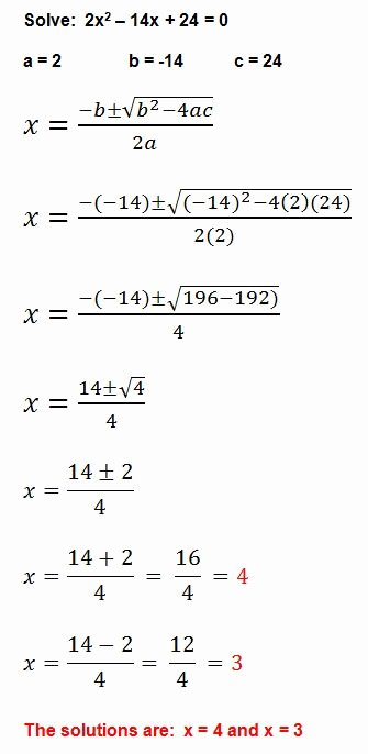 Quadratic Equation Worksheet with Answers top solving Quadratic Equations by Factoring Worksheet Answers