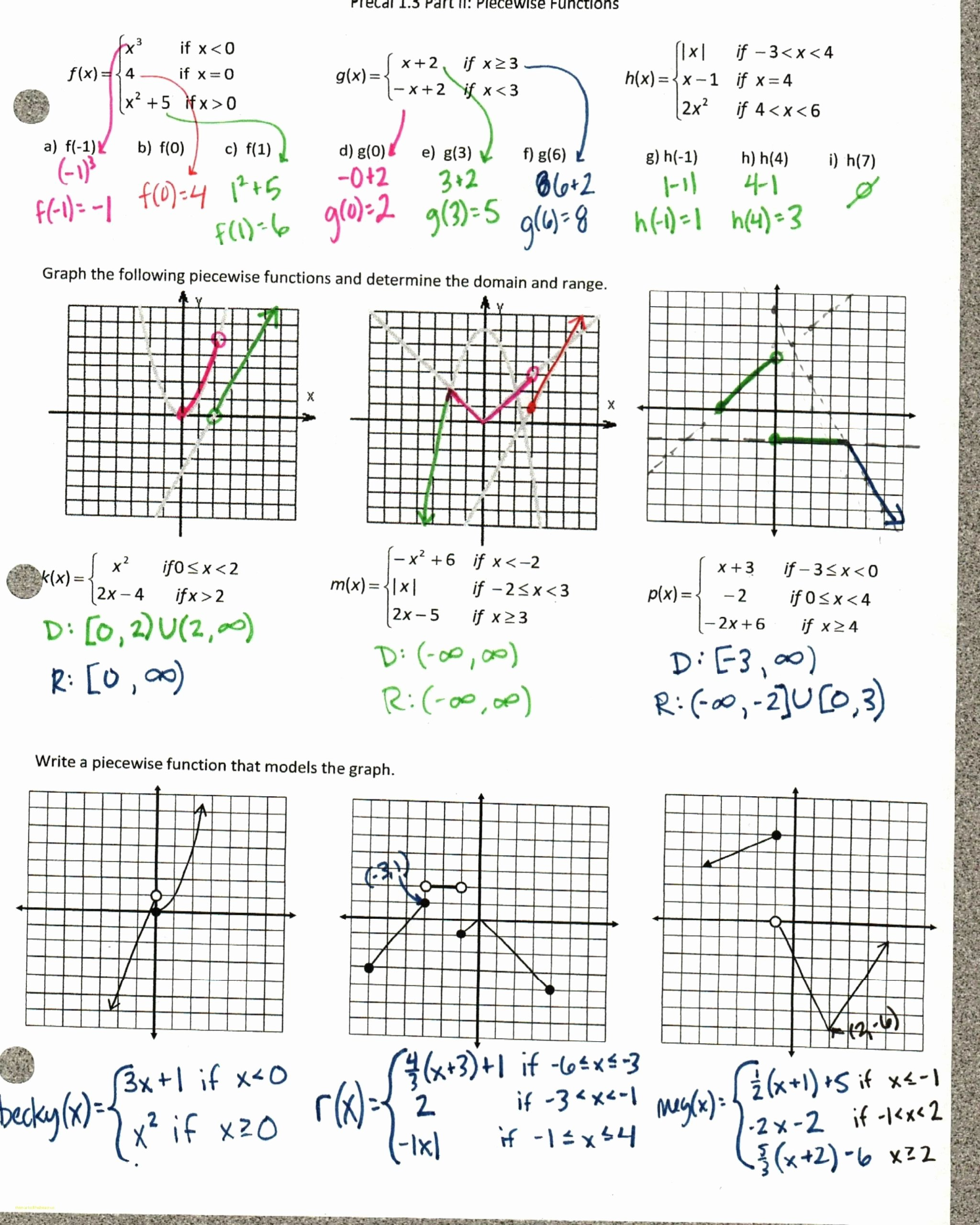 Quadratic Functions Worksheet with Answers Printable Pin On Printable Blank Worksheet Template