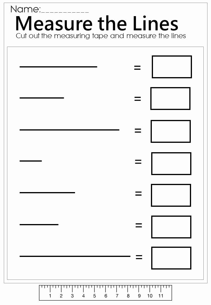 Reading A Metric Ruler Worksheet Kids Reading A Metric Ruler Worksheet Measure the Line Worksheet