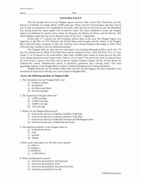 Reading Comprehension 7th Grade Worksheet Best Of Free Printable 7th Grade Reading Prehension Worksheets