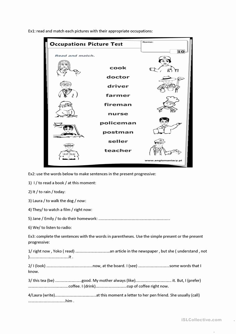 Reading Comprehension 7th Grade Worksheet Free for the 7th Grade English Esl Worksheets for Distance