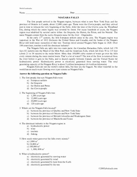 Reading Comprehension Worksheets 7th Grade Ideas Free Printable 7th Grade Reading Prehension Worksheets