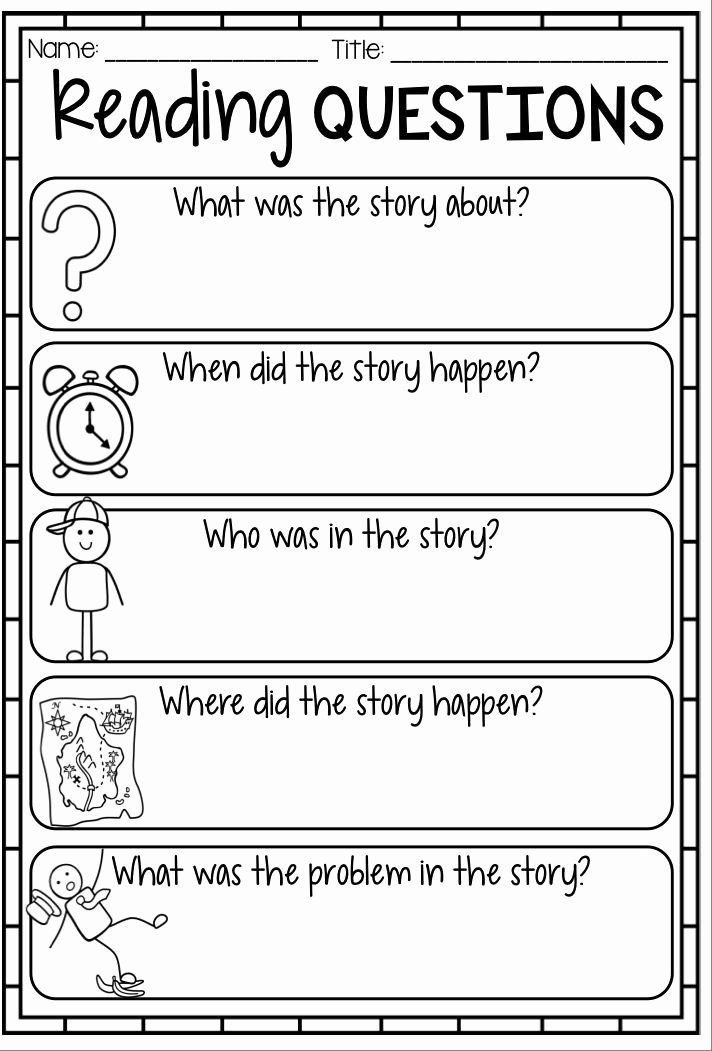 Reading Response Worksheets Middle School top Reading Response Worksheets Graphic organizers and