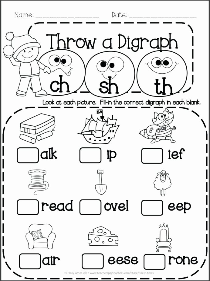 Reading Worksheets for 1st Grade Free Primary Math Pi Worksheets Printable Fun for 1st Grade 5th