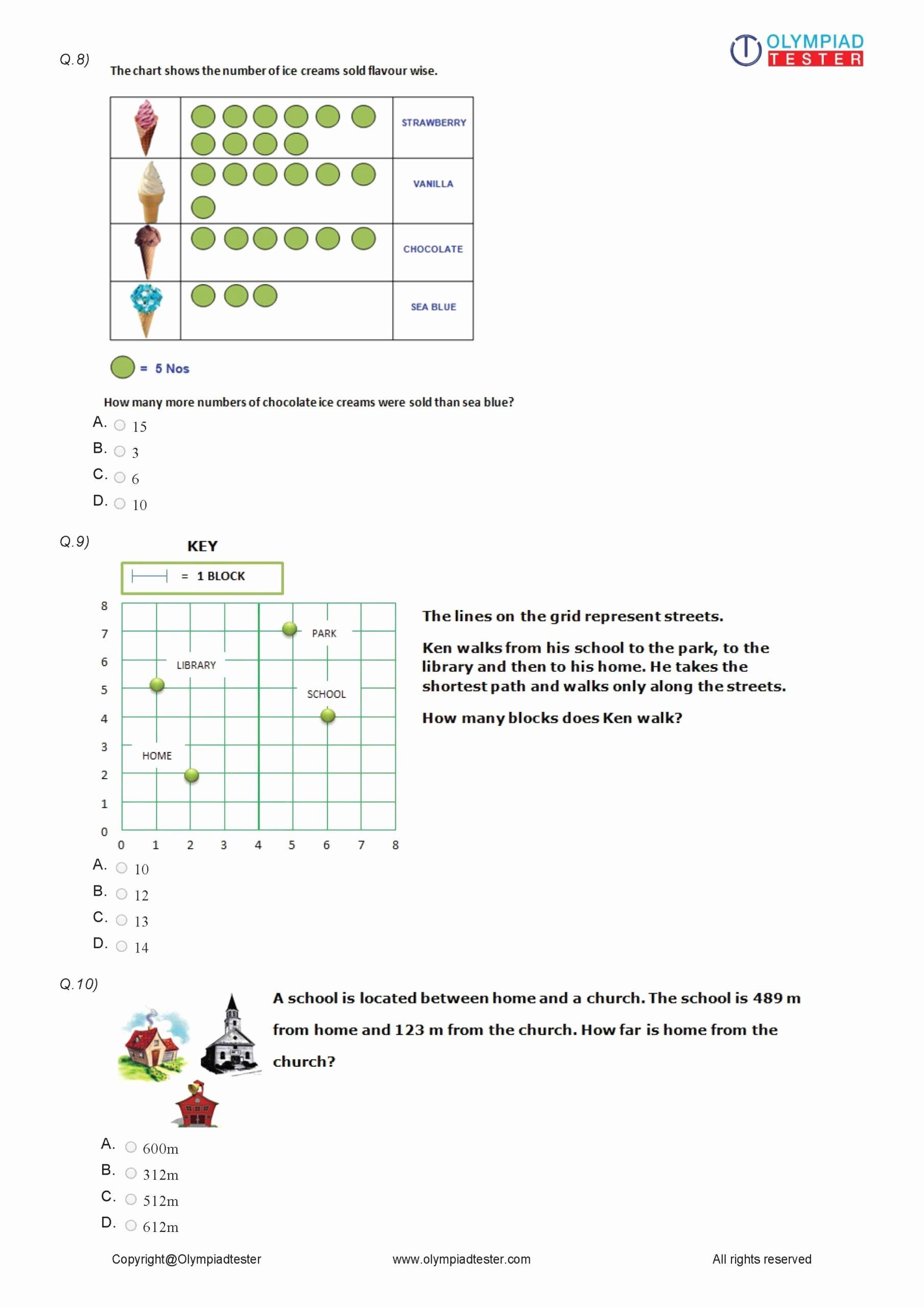 Reasoning Worksheets for Grade 1 Free Logical Reasoning Worksheet This Sample Worksheets for Grade