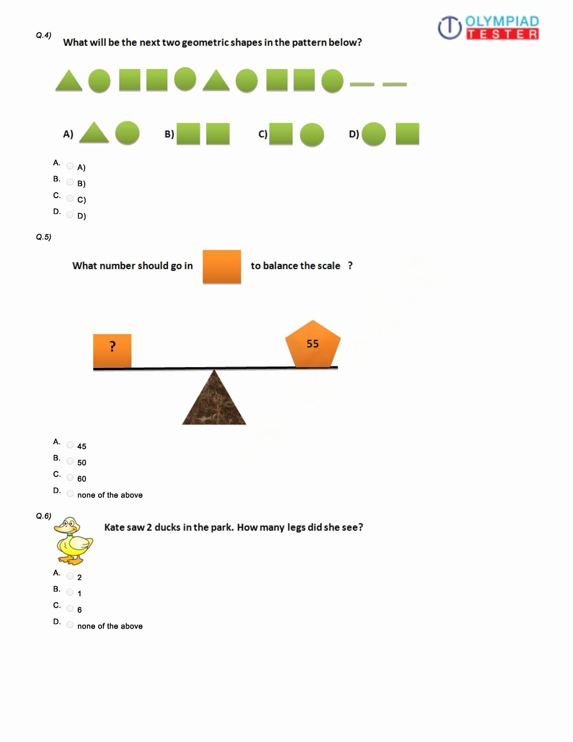 Reasoning Worksheets for Grade 1 Kids Download Pdf Worksheet for Class 1 Logical Reasoning In