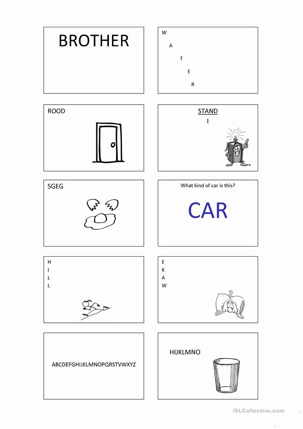 Rebus Puzzles for Middle School Lovely Rebus English Esl Worksheets for Distance Learning and