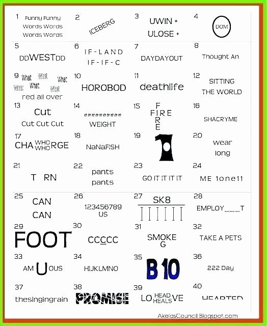 Rebus Puzzles for Middle School top Rebus Puzzles for Middle School Free Printable Brain Teaser