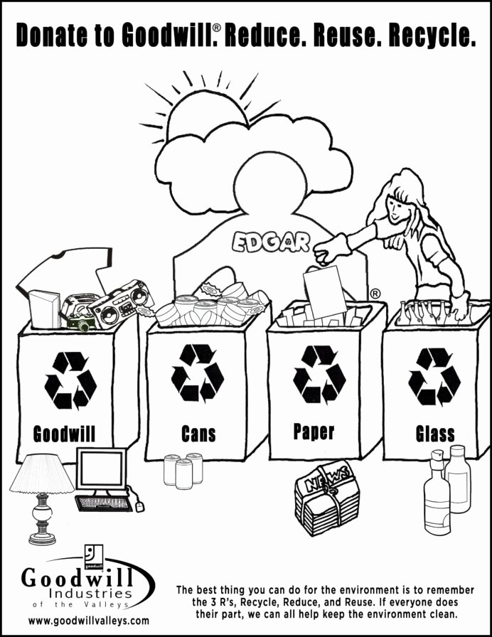 Recycling Worksheets for Middle School Ideas Reduce Reuse and Recycle Worksheet Printable Worksheets Free