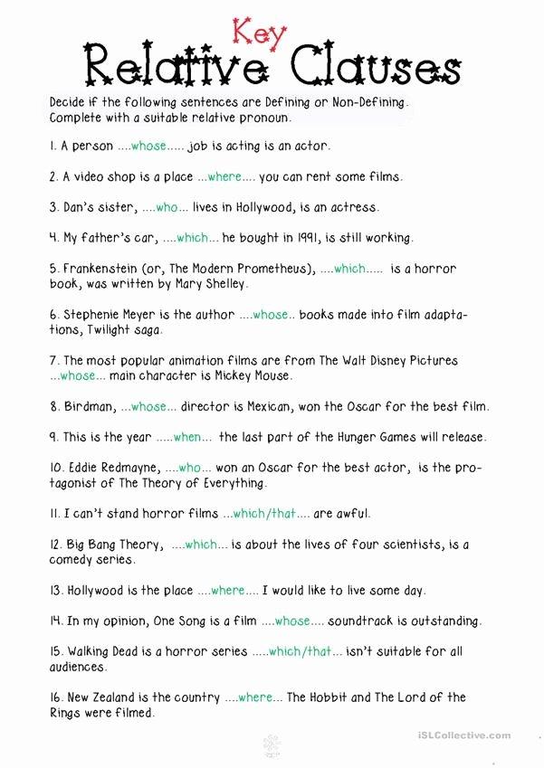 Relative Pronouns Worksheet 4th Grade Fresh Sat Geometry Questions Relative Pronouns English Worksheets