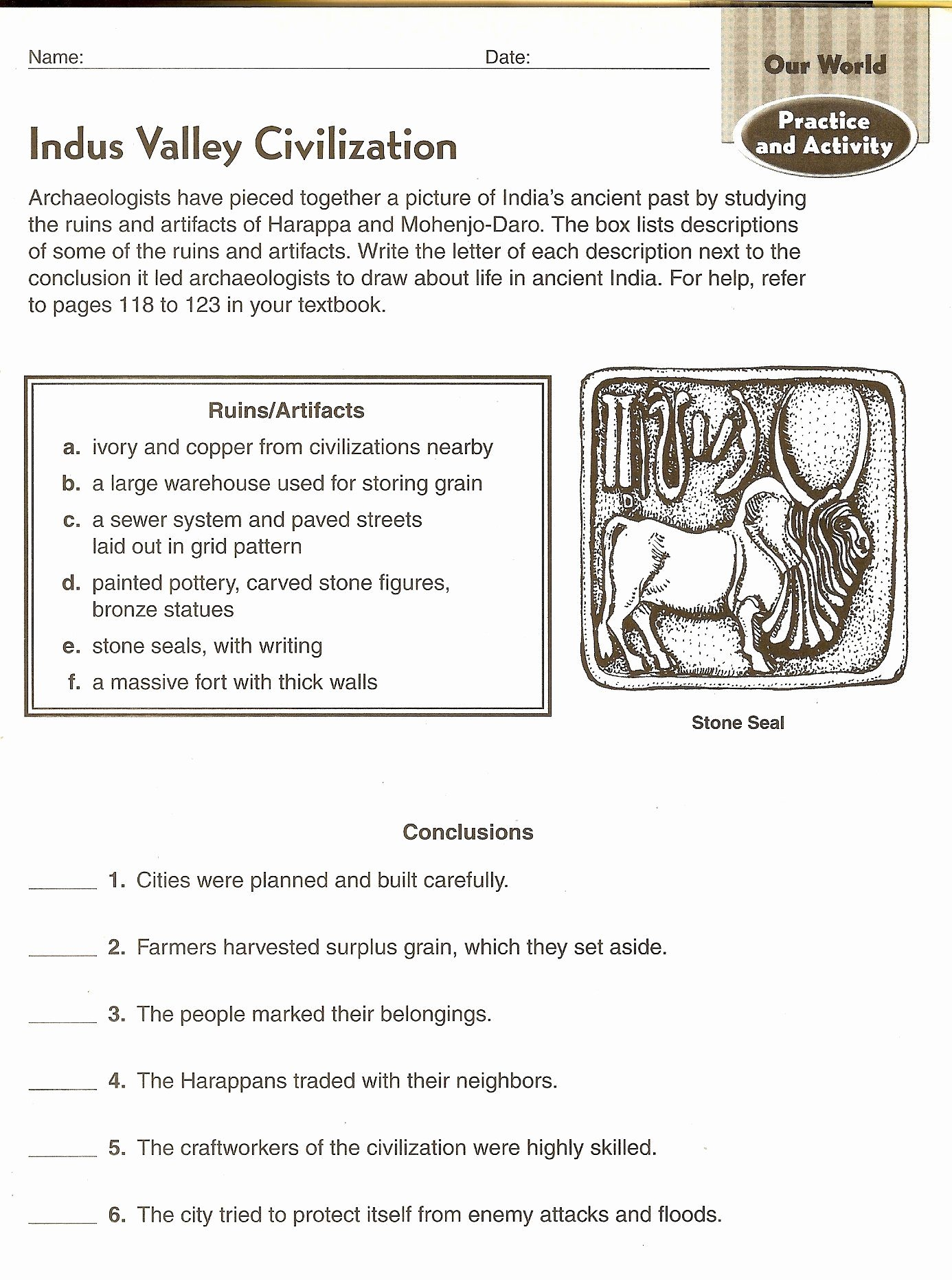 River Valley Civilizations Worksheet Answers Best Of 50 River Valley Civilizations Worksheet Answers 2020