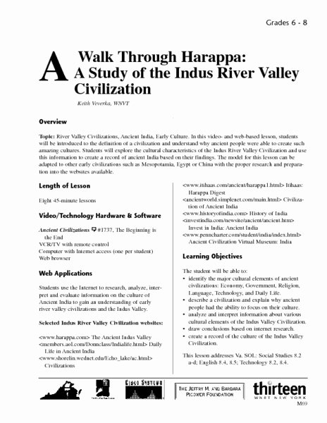 River Valley Civilizations Worksheet Answers Free River Valley Civilizations Lesson Plans & Worksheets