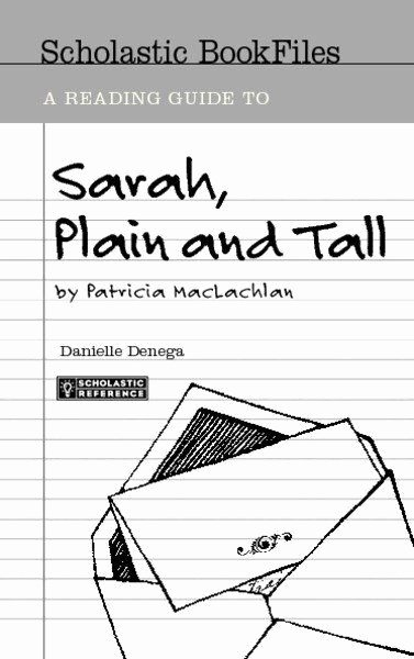 Sarah Plain and Tall Worksheet Ideas Sarah Plain and Tall Worksheet A Reading Guide to Sarah